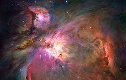 Astronomers Witness a Star Being Born