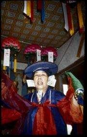 South Korean shamans fluidly absorb cultural change