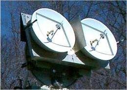 Stormy weather sensor for hurricane forecasting