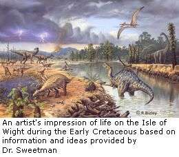 Fires and floods key to dinosaur island secrets