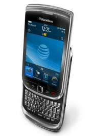 BlackBerry Torch no challenger to Android, iPhone