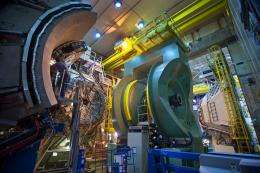 Unique new probe of proton spin structure at RHIC