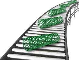 A greener way to grow carbon nanotubes