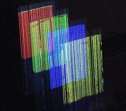 A Multi-Layered Display with Water Drops (w/ Video)