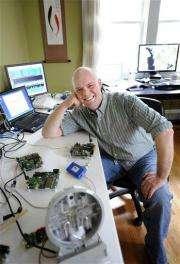 AP Exclusive: `Smart' meters have security holes (AP)