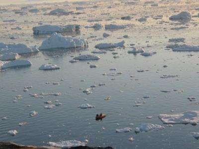Arctic waters could hold 25 percent of the world's undiscovered oil and gas