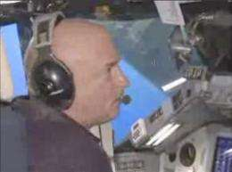 Astronauts like Kelly train to put feelings aside (AP)