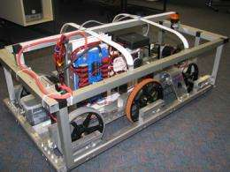 Aussie robot to compete in international football competition