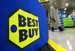 Best Buy said Thursday that it will begin selling Amazon's Kindle electronic reader this year