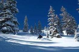 Better snowfall forecasting