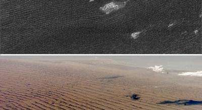 Blowing in the Wind: Cassini Helps with Dune Whodunit