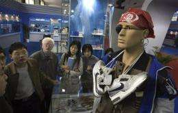 China announces new crackdown on product piracy (AP)