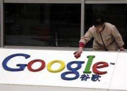 Chinese media chastise Google over threat to leave (AP)