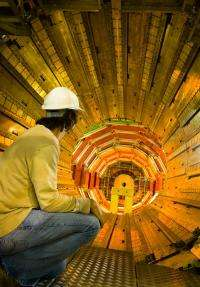 First physics from the Large Hadron Collider's CMS detector