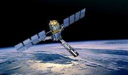 ESA's SMOS water mission goes live