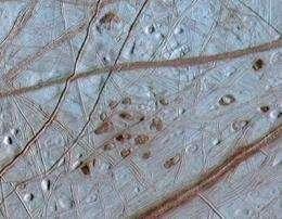 Europa on Earth