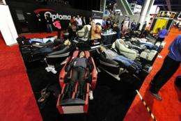 Exhibitors said digital technology can help significantly lower health costs