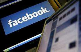 Facebook's 2009 revenue is estimated at between 600 million dollars and 700 million dollars