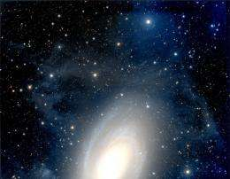 M81's 'Halo' Sheds Light on Galaxy Formation