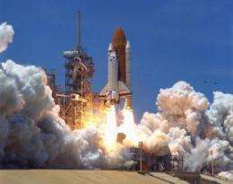 Final flight of space shuttle Discovery to carry 2 payloads built by CU-Boulder