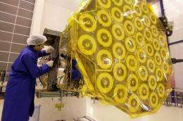 Galileo aims to challenge the dominance of the GPS system set up by the Pentagon in the 1980s