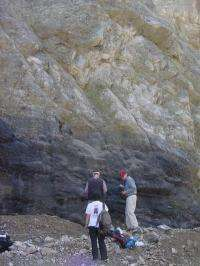 Geologists revisit the Great Oxygenation Event