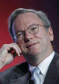 Google turns Page on Schmidt, names co-founder CEO (AP)