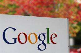 Google warned by EU over Street View map photos (AP)