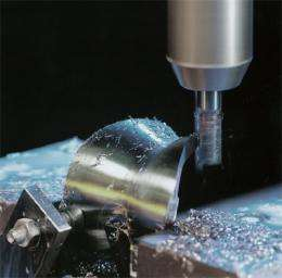 High-speed manufacturing of medical implants