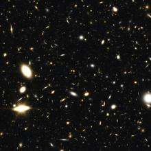 How Galaxies Came To Be: Astronomers Explain Hubble Sequence