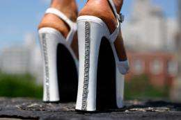How high can heels go? Physicists and movement experts take a close look