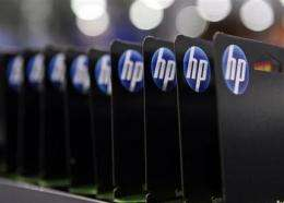 HP profit jumps 25 pct, company raises outlook (AP)