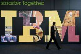 IBM reported that the number of discovered cracks that hackers could exploit surged in the first half of the year