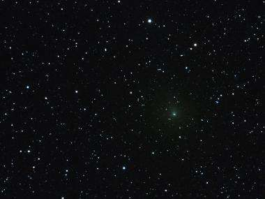 Image: Comet Hartley 2 Approaches Earth
