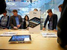 """In an interview in April with The Kalb Report, Rupert Murdoch called the iPad a """"glimpse of the future"""""""