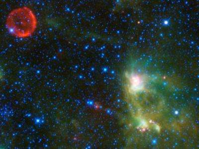 In the Constellation Cassiopeia