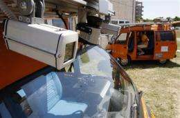 Italy to China in driverless vehicles (AP)
