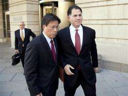 Judge approves $100M Dell accord (AP)