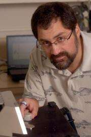 Kent State geology professor and research team present findings studying drought