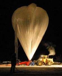 Key compound of ozone destruction detected