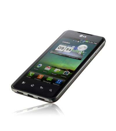 LG Optimus 2X -- world's first dual-core smartphone