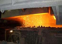 Making Steel Recycling Greener