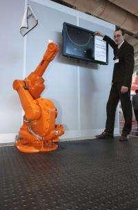 Robots get an artificial skin