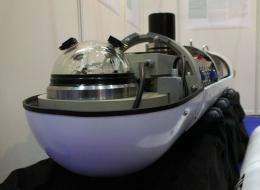 The deep sea, from a robot's perspective