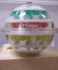 Meet Phannie, NIST's standard 'phantom' for calibrating MRI machines