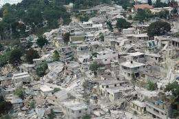 Millions of dollars in donations for Haiti have been raised in contributions by SMS