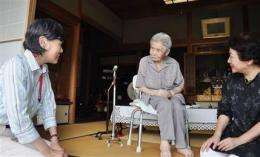 Missing centenarians cause angst in aging Japan (AP)
