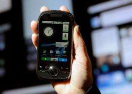 Mobile security firm Lookout has warned that a new application is infecting Android phones in Russia