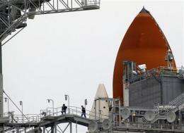 Most traveled space shuttle ready for final launch (AP)