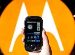 Motoroal executives are counting on smartphones running Android to help turn around the company's flagging fortunes